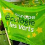 drapeau EELV Coutances